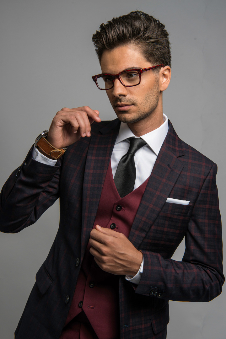 Custom Tailored Suits Sydney CBD